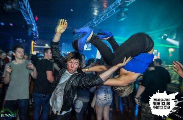 Nightclub Photos That Are Totally Cringe-worthy