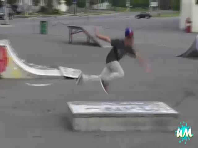 The Ultimate Skateboard Fails Compilation