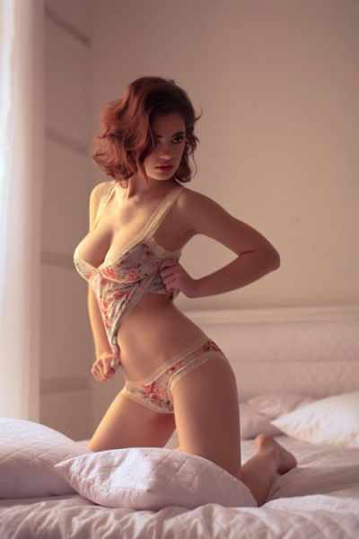 It's Impossible to Get Enough of Ladies in Lingerie
