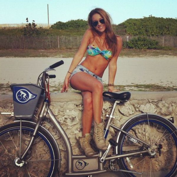 These Hotties Can Ride My Bike Anytime