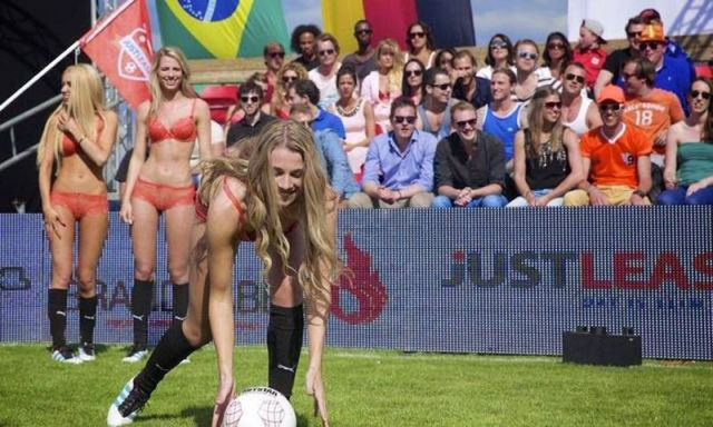 The World Cup of Lingerie Is a Must-See Event