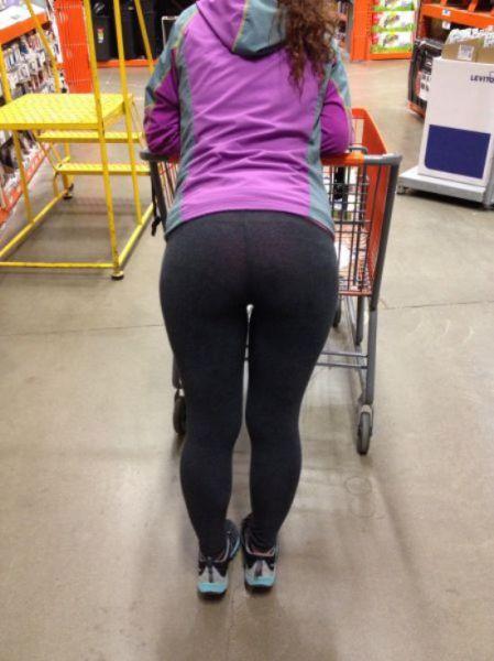 Yoga Pants Make the World a Better Place