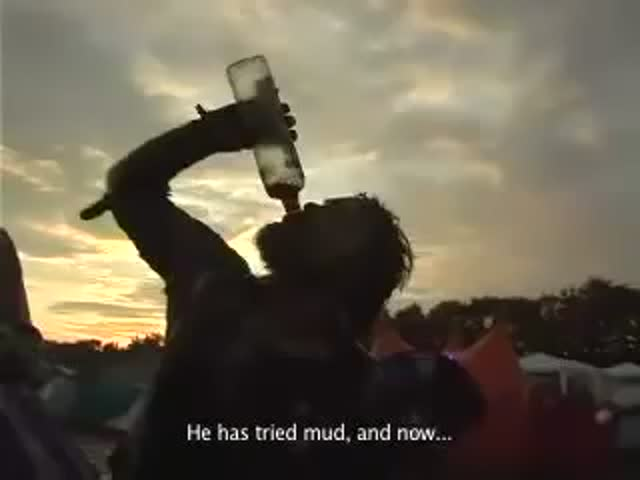 Ever Been That Drunk?  (VIDEO)
