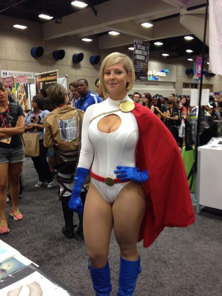 One of Comic Con's Hottest Girls This Year