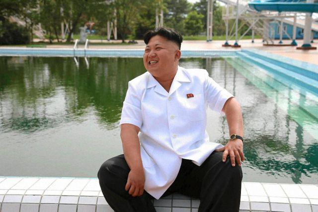 Inside a North Korean Summer Camp