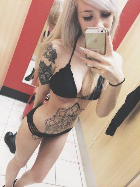 Girls Who Make Tattoos Look Hot