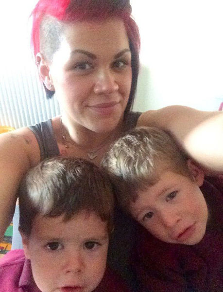 One Woman's Drastic Body Transformation for the Sake of Her Kids