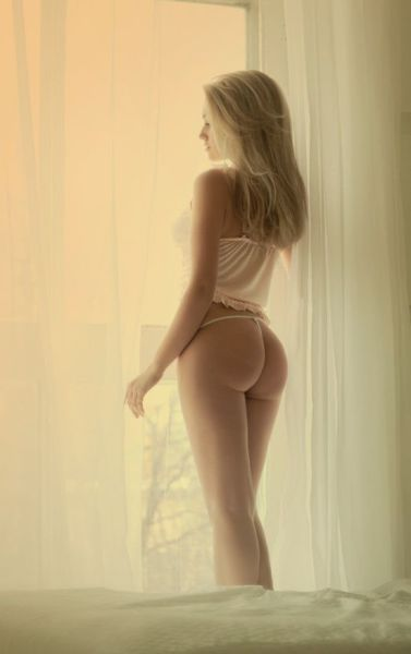 A Beautiful Bum Is a Special Sight to See