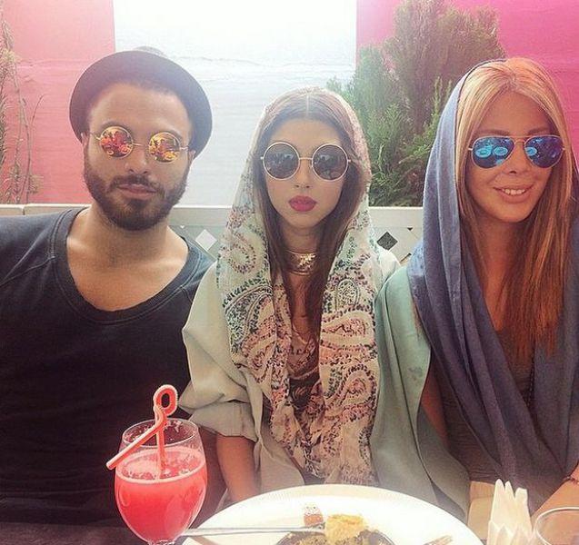 Tehran's Rich Kids Boast about Their Lives on Instagram