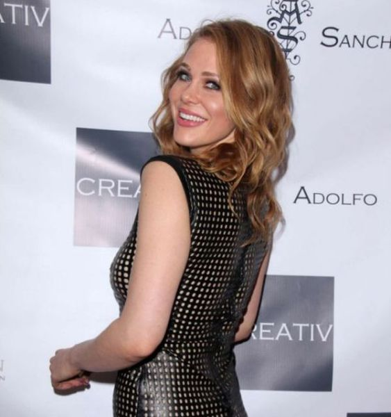 Maitland Ward In Sexy Revealing Dresses