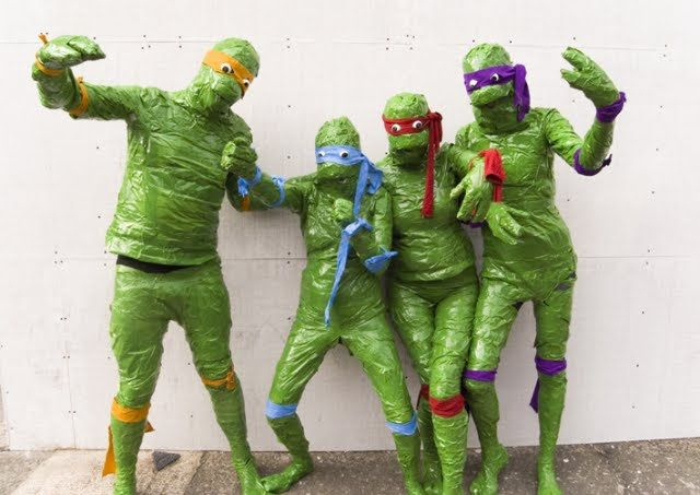 Halloween Costumes That Will Make You Hang Your Head in Shame