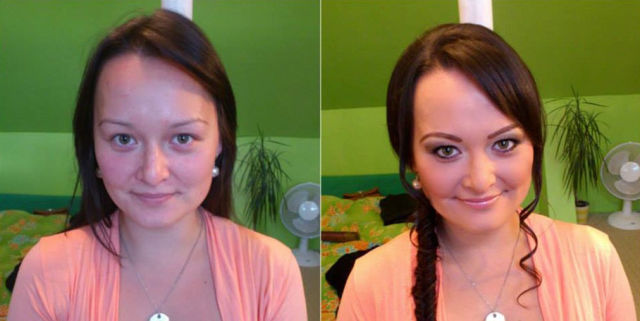 Makeup Makes All the Difference