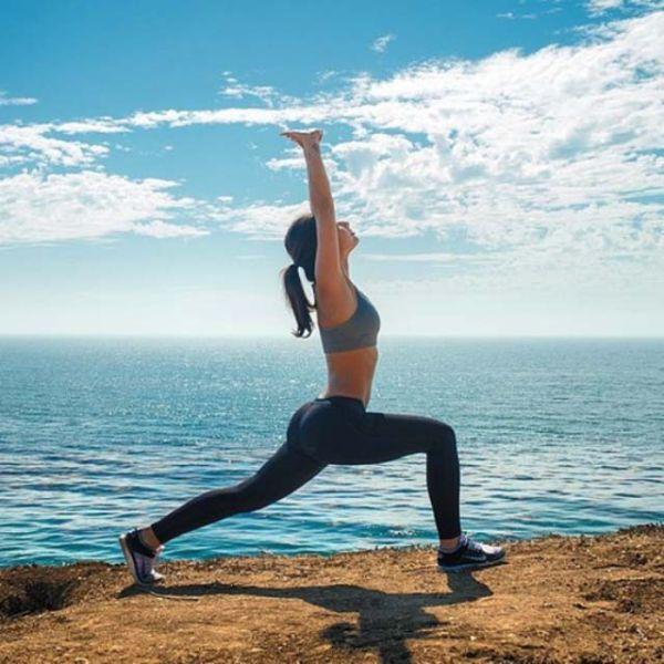 Yoga Stretches Are Good for the Body and Soul
