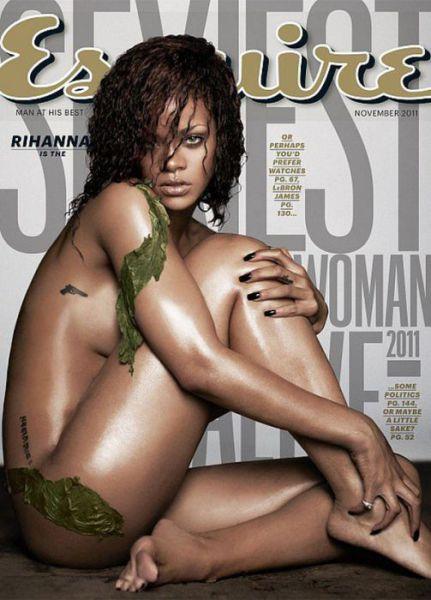 Nude Magazine Cover Photos of Top Celebs