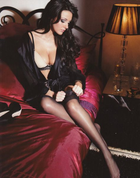 Sexy Lingerie Is What Men's Dreams Are Made of