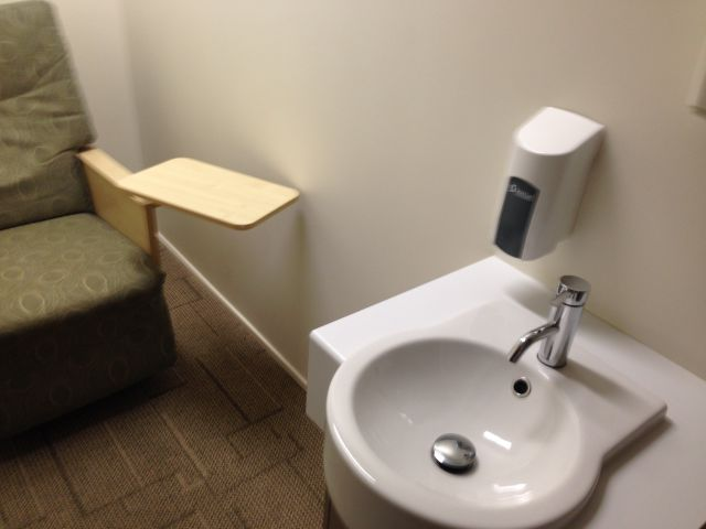 Inside a Fertility Clinic's Sperm Donation Room