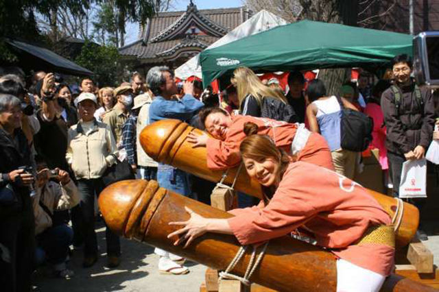 Only the Japanese Would Have a Festival to Honor the Penis