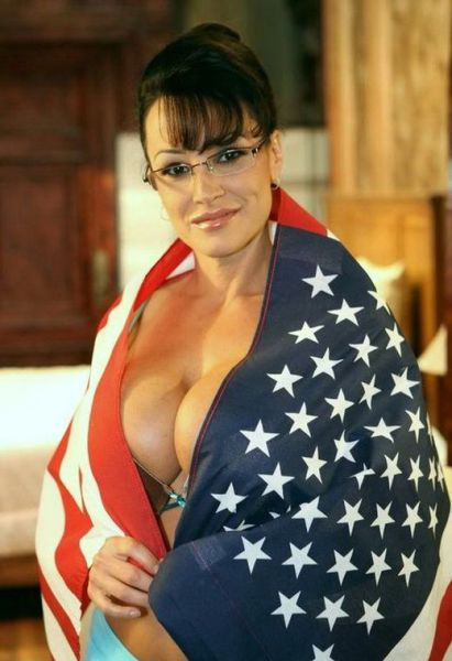 """Porn's """"Sarah Palin"""" Retires from Adult Films"""