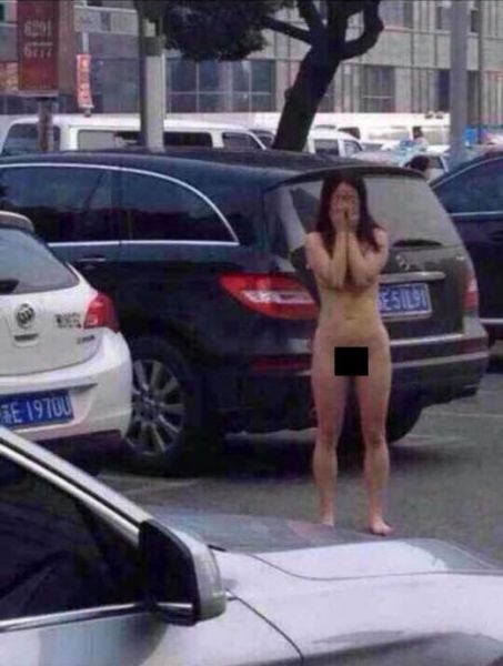 Chinese Cheaters Gets a Surprise