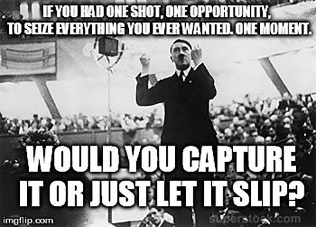 Hitler Ruins Your Favorite Song Lyrics
