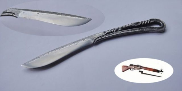 Fascinating Knives