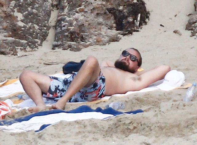An Awesome Day in the Life of Leo DiCaprio