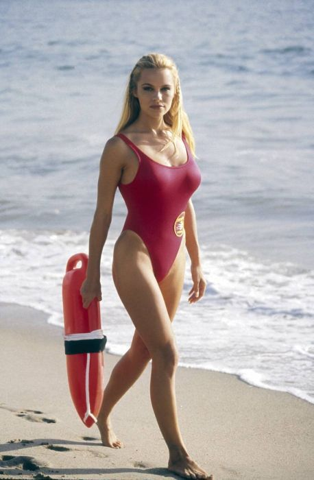 Pamela Anderson Was the Hottest Baywatch Babe of all Time
