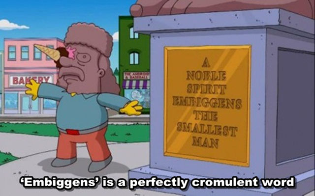 """Stuff That """"The Simpsons"""" Taught Us"""