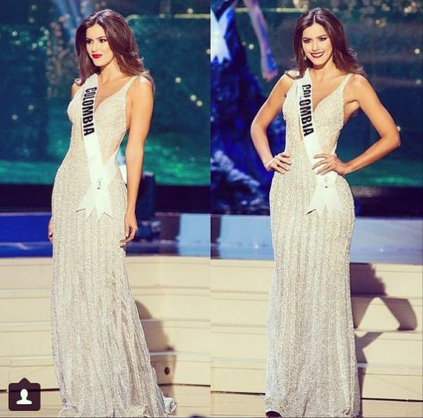 2014's Miss Universe Is One Gorgeous Looking Girl