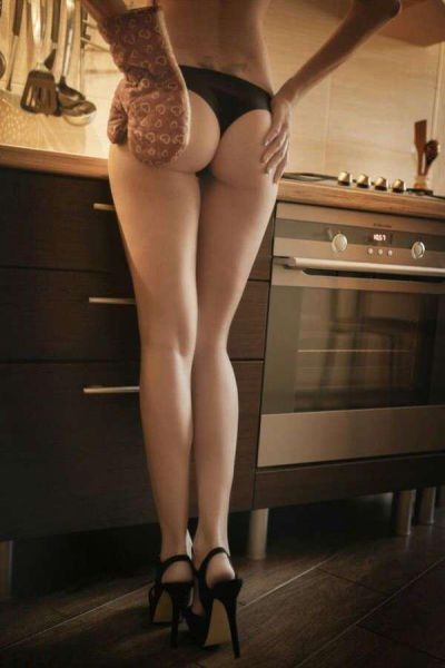 Beautiful Girls Serve Up Some Breakfast Food for Your Pleasure