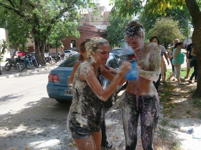 Graduating Is a Messy Business in Argentina