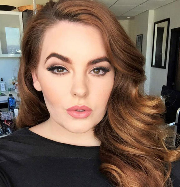 A Plus Size Model Who Is Changing the Face of Beauty