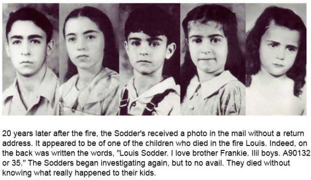A Few Real-life Unsolved Mysteries