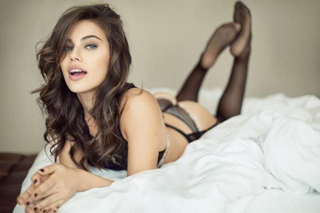 Lingerie Hugs These Girls in All the Right Places