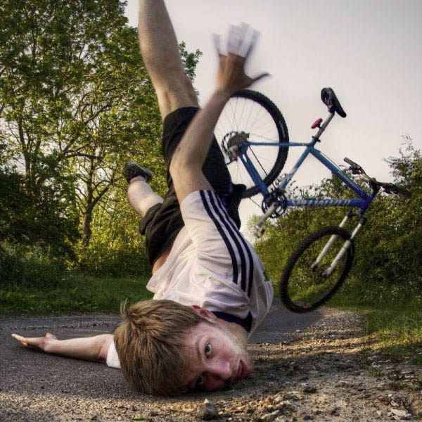 Painful Moments That Were Perfectly Caught on Camera
