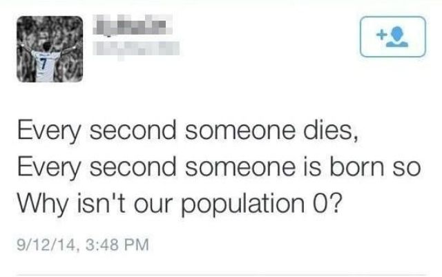 The World Is Full of Stupid People