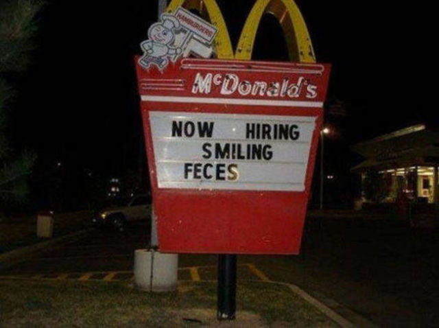 Employees Who Are Definitely Trying Their Luck