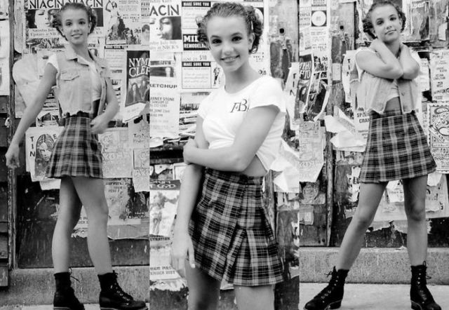 Britney Spears Was Already a Star in Her Teenage Years