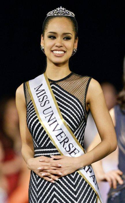 Miss Universe Japan Is Not Japanese Enough