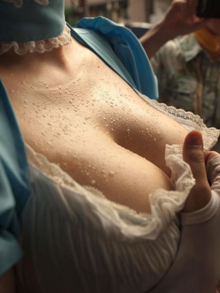 There Is Nothing Greater Than a Gorgeous Cleavage