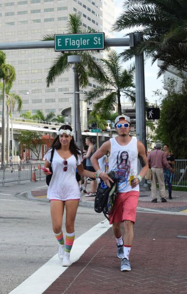 Fan Photos from the Ultra Music Festival 2015