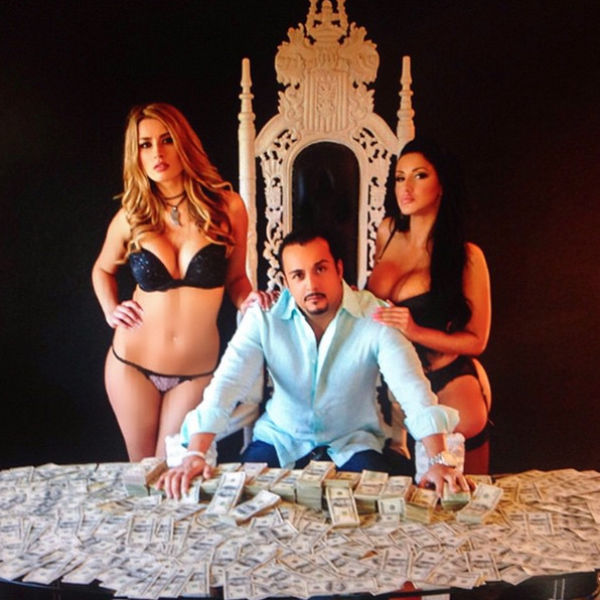 An Iranian Billionaire's Instagram Account