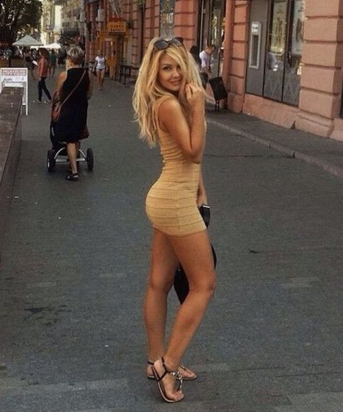 Hot Girls You Meet on the Streets