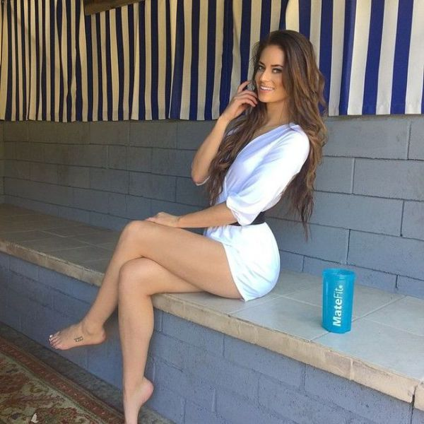 The Sexiest Instagram Snaps of Hannah Stocking