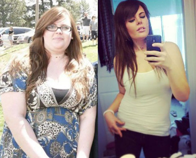 Awesome Girls Who Have Gone from Fat to Fabulous