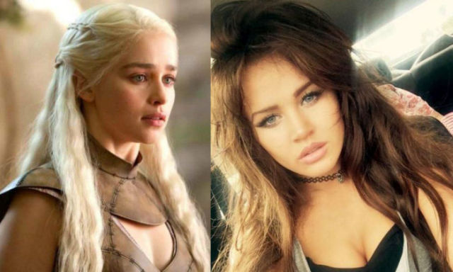 """Daenerys's Real Life Stunt Double on """"Game of Thrones"""""""