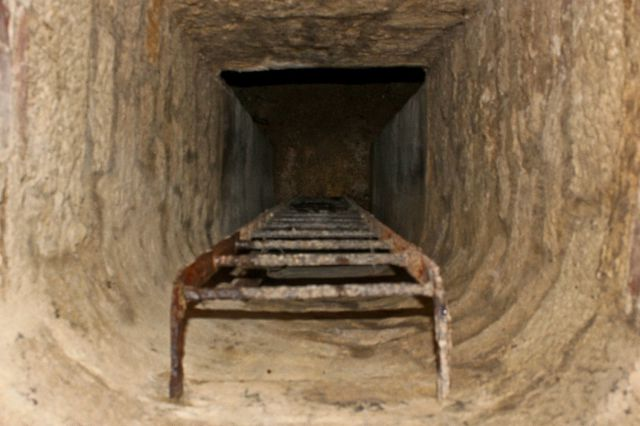 Scary Underground Tunnel Discovered Under a Neglected Home