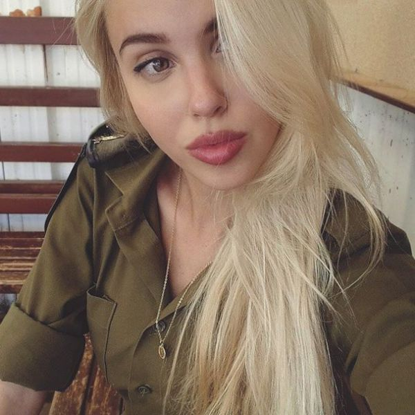 An Israeli Blonde Bombshell Who Is Making Waves on the Internet