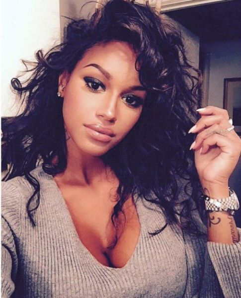 Beautiful Black Ladies That Will Brighten Your Day