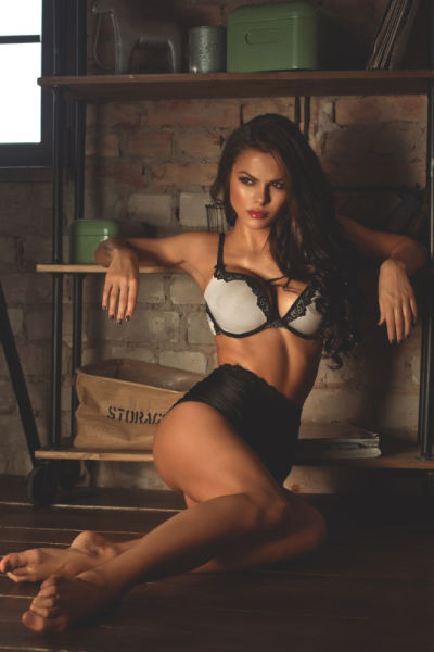 Girls in Lingerie Show Off Their Sexier Sides